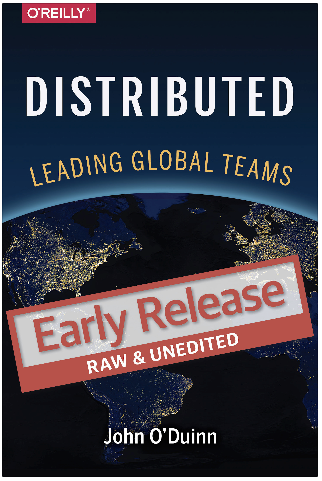 Book Cover for Distributed